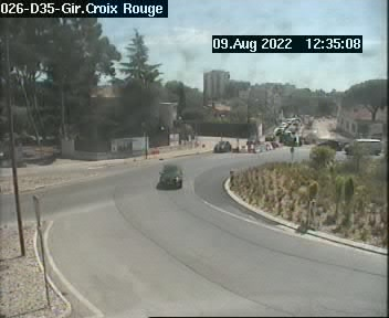 Webcam D35 - Croix Rouge