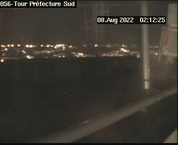 Webcam Tour Préfecture Sud
