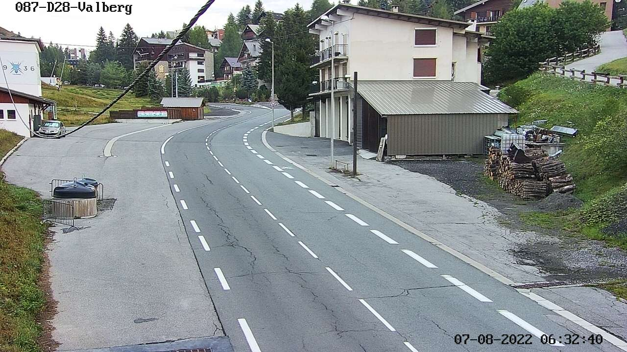 Webcam D28 - Valberg